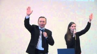 Colag cantari Cristian si Cristiana Vaduva O ce minune venind dintr o stea