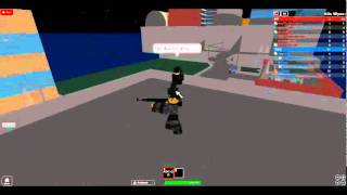 ROBLOX - TAC vs MB and FBL