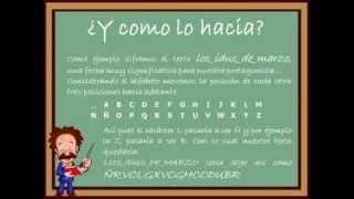 Cifrado Cesar - Actividad de Aprendizaje UDIMA