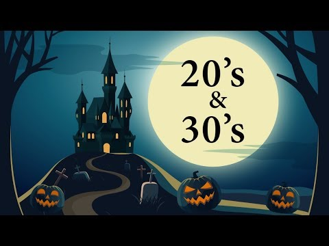 13 Halloween Songs from the 1920's & 1930's – Full Song Playlist