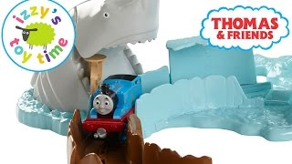 Thomas and Friends | Thomas Train Adventures Shark Escape | Fun Toy Trains for Kids