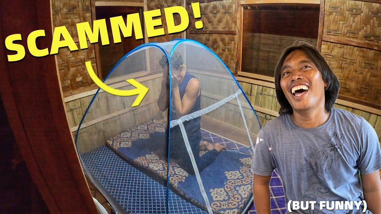 I GOT SCAMMED! Philippines Beach Land Life... WHAT HAPPENED?!