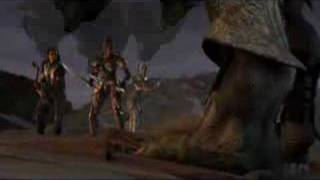 Guild Wars Prophecies Trailer