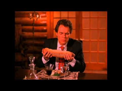 Twin Peaks - Sandwiches Scene