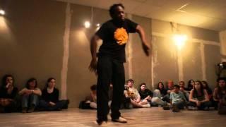Hiphop Meets Swing 2011 - Présélection Spaïro