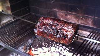 Christmas Beef Rotisserie (kiwi Style!)