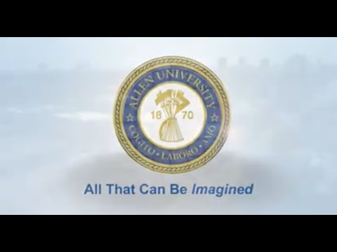 Allen University Virtual Orientation 2020