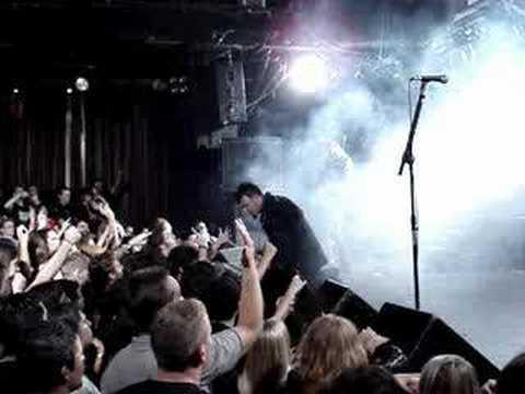 "KAMELOT ""Center of the Universe"" LIVE @ Key Club 09/02/2007"