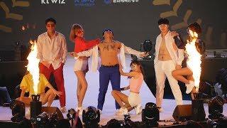 191130 2019 kt wiz 팬 페스티벌, 신인선수 공연 - I