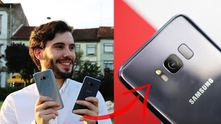 Samsung Galaxy S8/S8+   Review/Análise