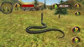 Anaconda Simulator 2018 - Animal Hunting Games / Android Game / Game Rock