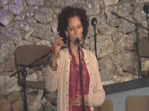 PalFest 2009: Suheir Hammad Performs in Ramallah