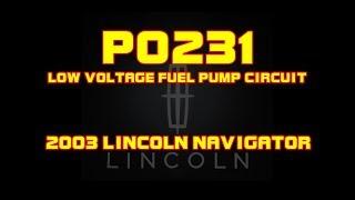 p0232 code powerstroke