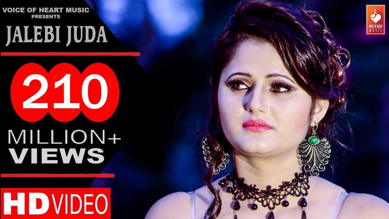 ✓ Jalebi Juda | Latest Haryanvi DJ Song 2017 | Rakesh Tanwar | Anjali Raghav | Monika Sharma | VOHM #1