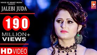 Video ✓ Jalebi Juda | Latest Haryanvi DJ Song 2017 | Rakesh Tanwar | Anjali Raghav | Monika Sharma download MP3, 3GP, MP4, WEBM, AVI, FLV Juli 2018