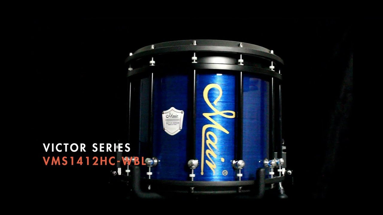 Mair Drums《Victor Series, High Tension Snare Drums》 Official Video
