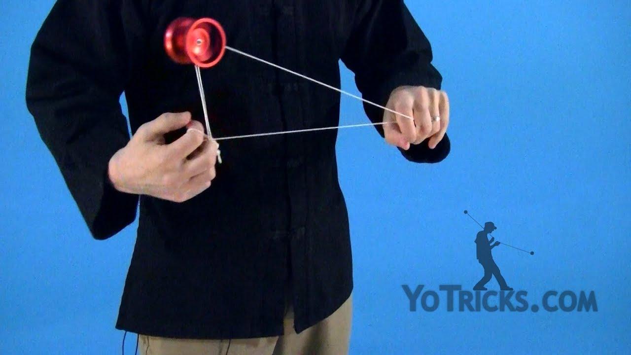 How to do tricks with yo-yo 33