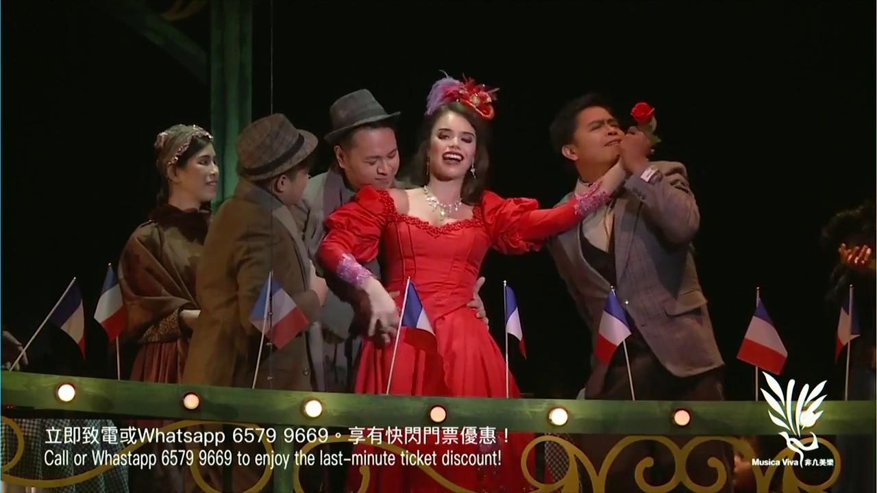 Jackson Costa Best ginger costa-jackson as musetta - la bohème   musica viva of hong