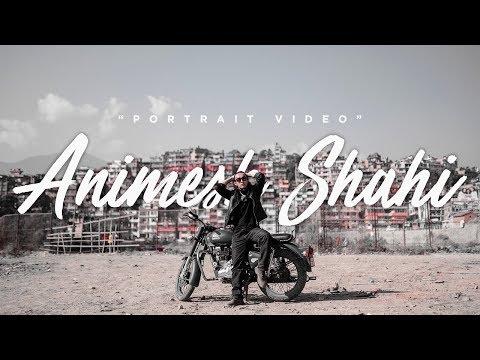 Portrait  : Animesh Shahi x Milan Thapa