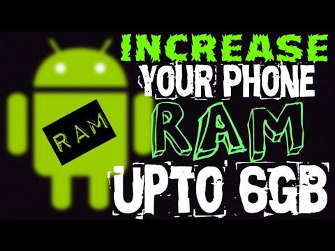 How to Increase your Android Phone RAM 1gb | 2gb | 4GB || Ram increase up to 4gb | - YouTube