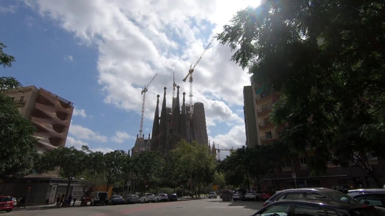 Vlog 27.8.18 ¿Qué hago yo hoy en barcelona? café sagrada familia, cerveza 바르셀로나 Un Coreano yucito