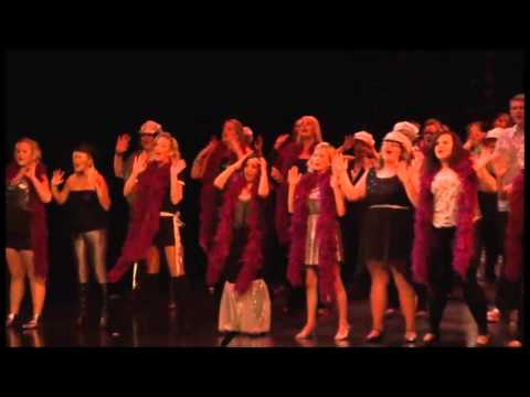 Glee Performance 2013  ABBA Medley