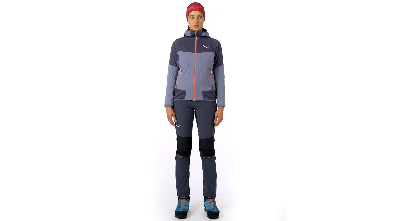 SALEWA Sesvenna Polartec® Alpha® Women's Jacket