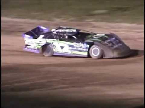 Piranha Racing Plymouth Dirt Track 06-11-16 Feature Win Chris Carlson