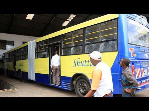 Nairobi set for new transit buses in decongestion plan - Kidero