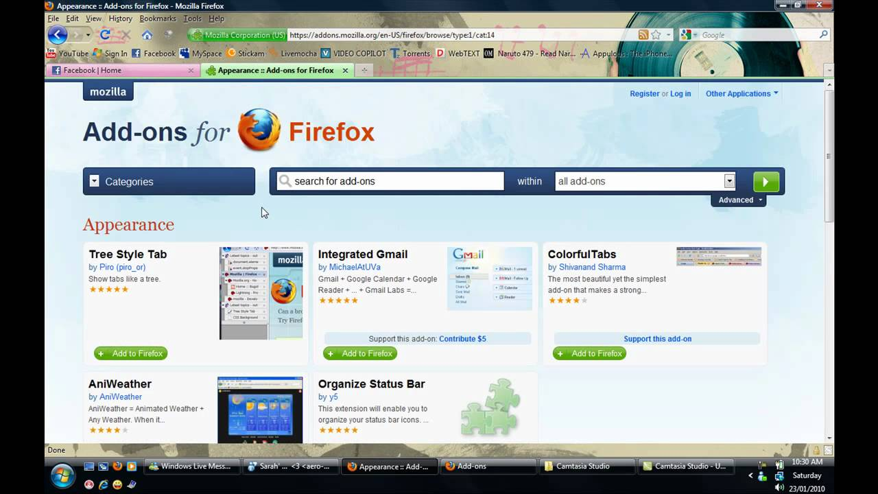 Buy Mozilla add ons stylish firefox pictures trends