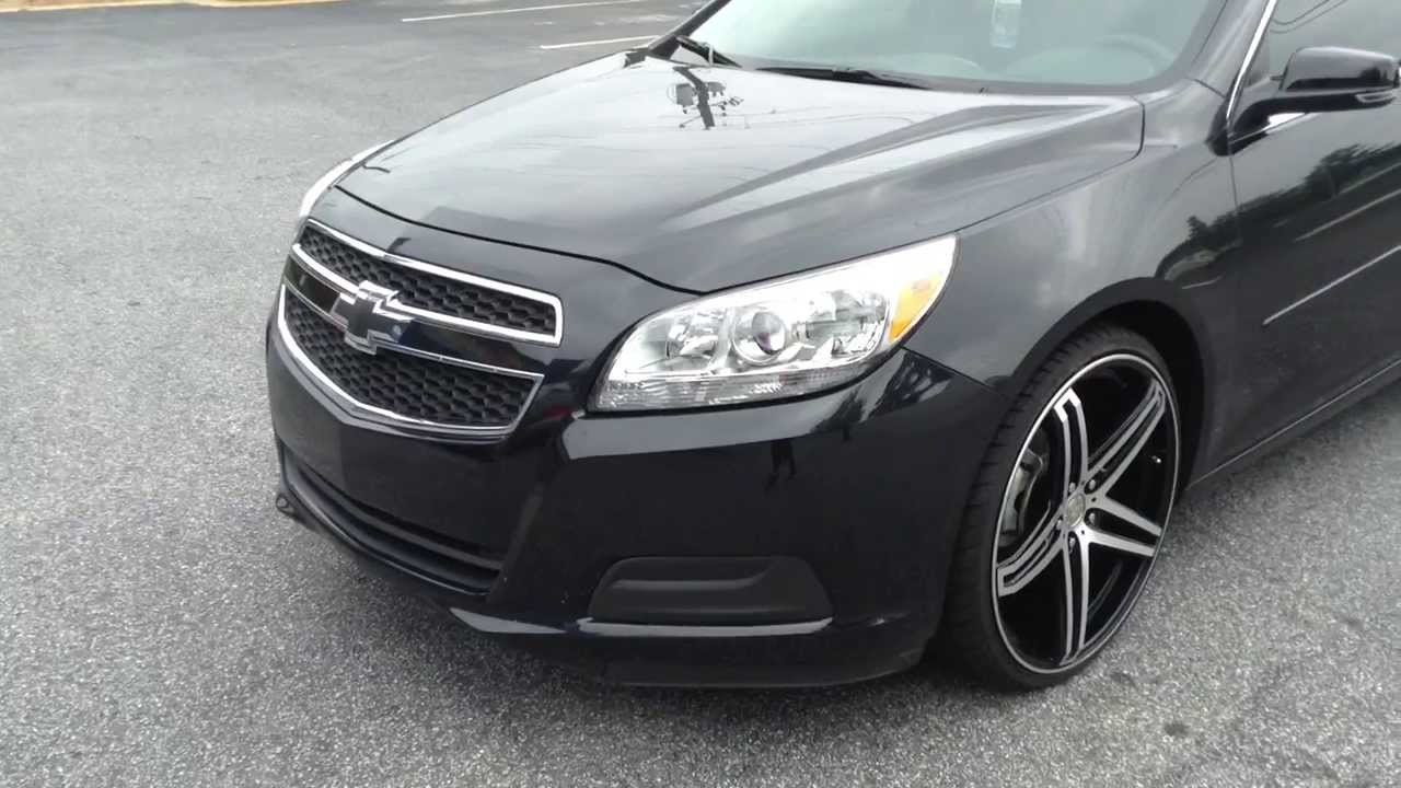 Dub Garage TIS wheels on a 2013 Malibu at RimTyme located ...