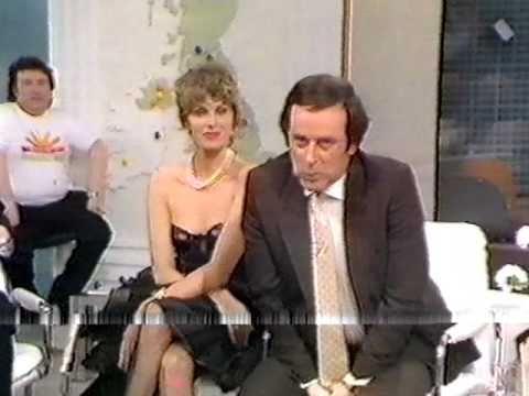 Children in Need 1983  Joanna Lumley's striptease, Terry Wogan