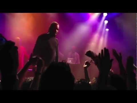 Mavado - Weh Dem A Do (feat. Norris Man) & Money Changer live at Göta Källare, Stockholm