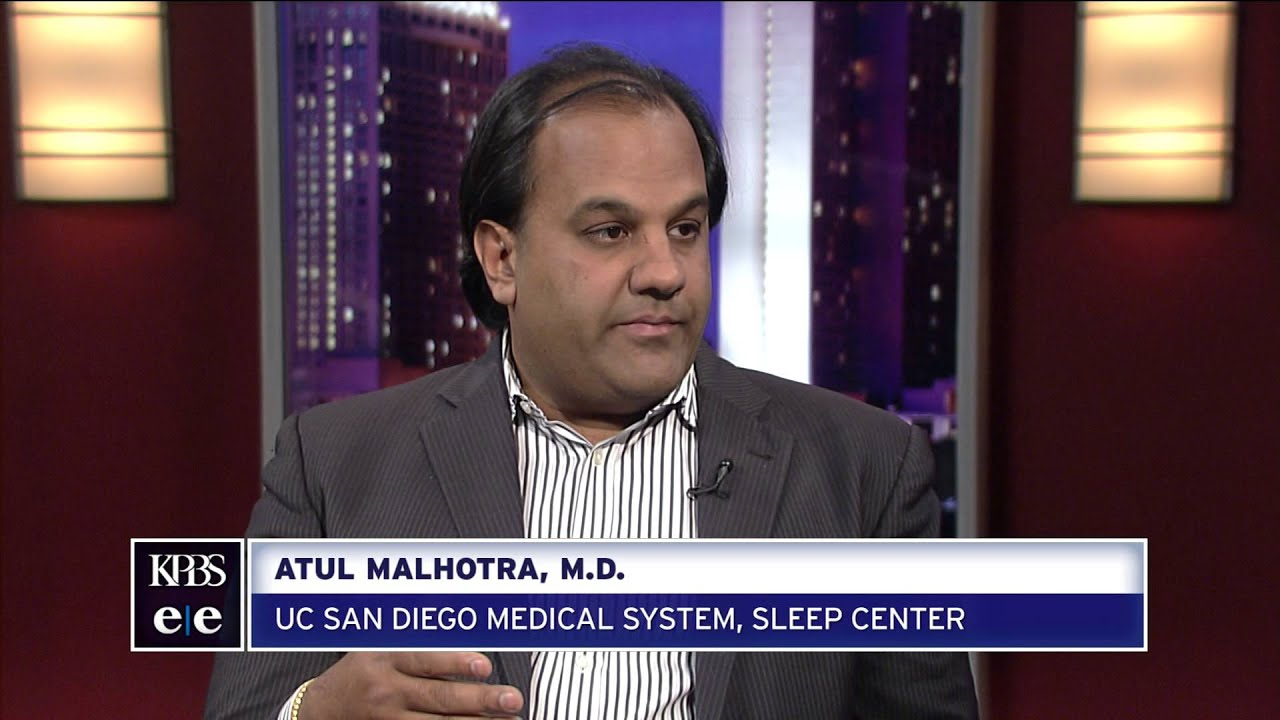 Atul Malhotra, MD - Sleep Medicine | UC San Diego Health