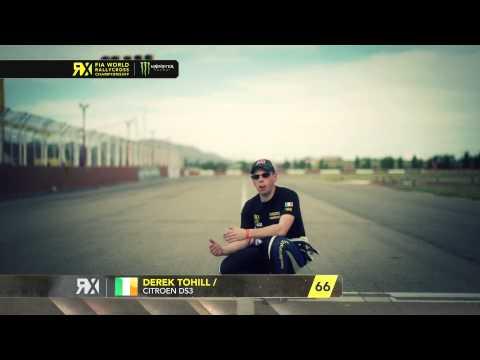 ARGENTINA RX ION CAMERA TRACK GUIDE - FIA WORLD RALLYCROSS CHAMPIONSHIP