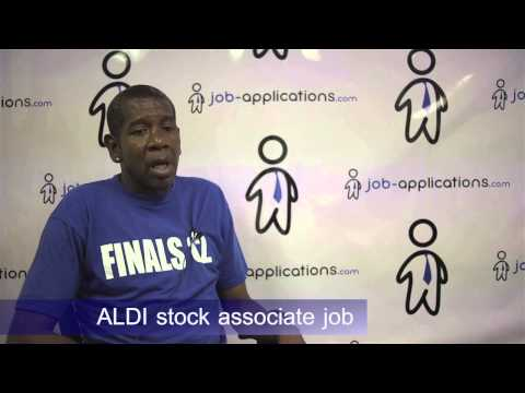 ALDI Interview - Stock Clerk