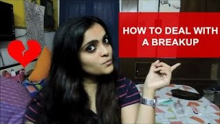 Gambar cover How to deal with a breakup