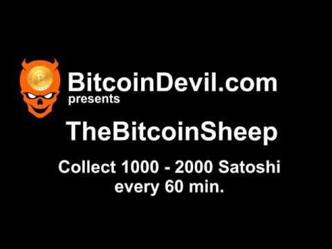 Bitcoin Faucet / Free BTC/ Thebitcoinsheep.com / 2000 Satoshi / 60min / Faucetbox / Payout Proof