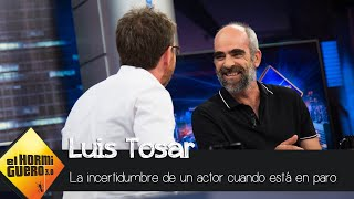 Luis Tosar confiesa la