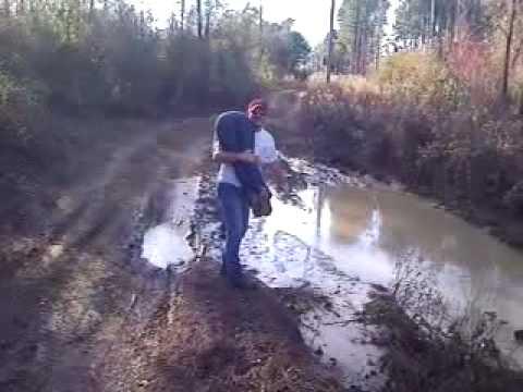 girl humiliated in mud