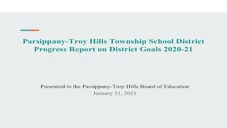 Photos of Parsippany School Calendar 2021-2022