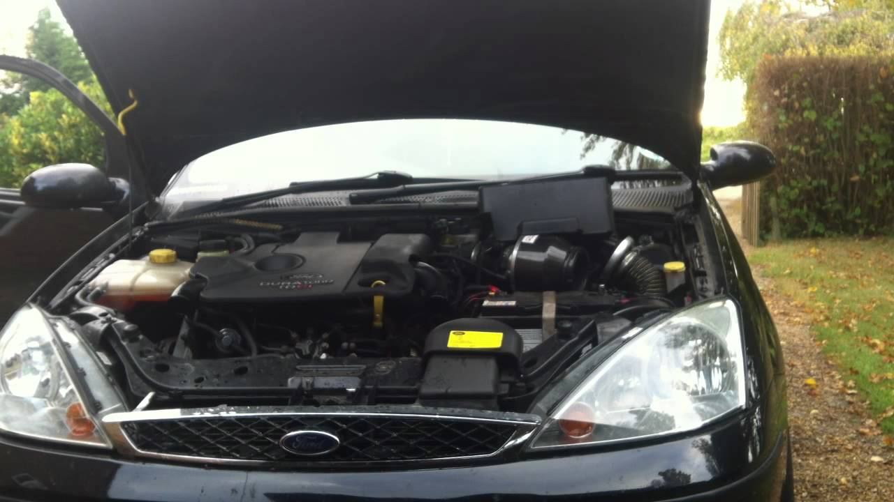 2002 Ford Focus Tdci Running Without The Intercooler