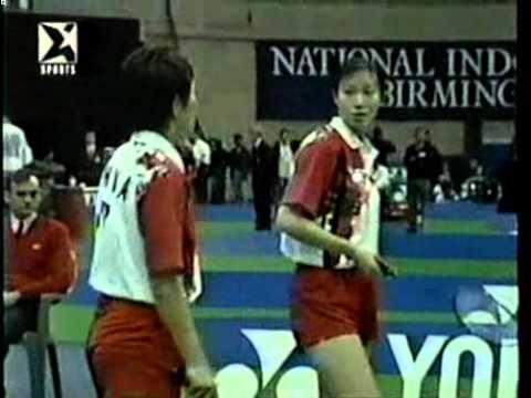 1998 AE WD Final GeFei GuJun vs JangHyeOck RaKyungMin 1
