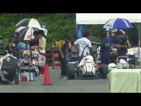 2016 Student Formula Japan: Autocross