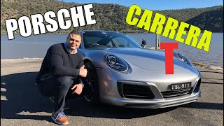 How good is the 2018 Porsche 911 Carrera T - Road Test Review