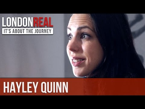 Hayley Quinn - Supercharge Your Dating Game - PART 1/2 | London Real