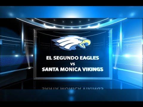 ES Football vs Santa Monica - November 3, 2017