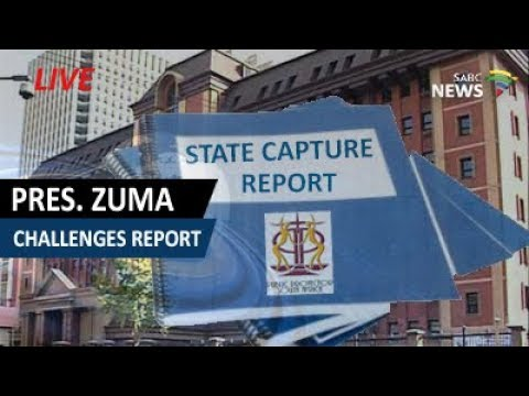 High Court hears Pres. Zuma's State of Capture report review application