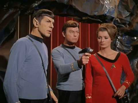 Star Trek - Taking Control of Kirk