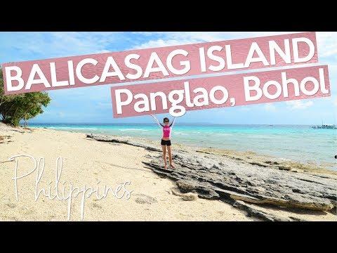 Balicasag Island Panglao Bohol Philippines